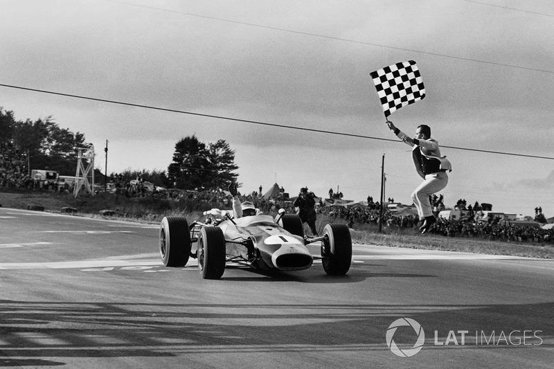 1966: Jim Clark (Lotus 43 BRM)
