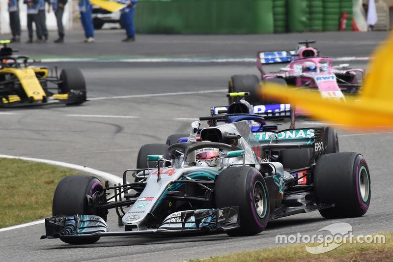 Allemagne - Lewis Hamilton