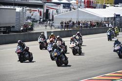 Francesco Bagnaia, Sky Racing Team VR46 race start