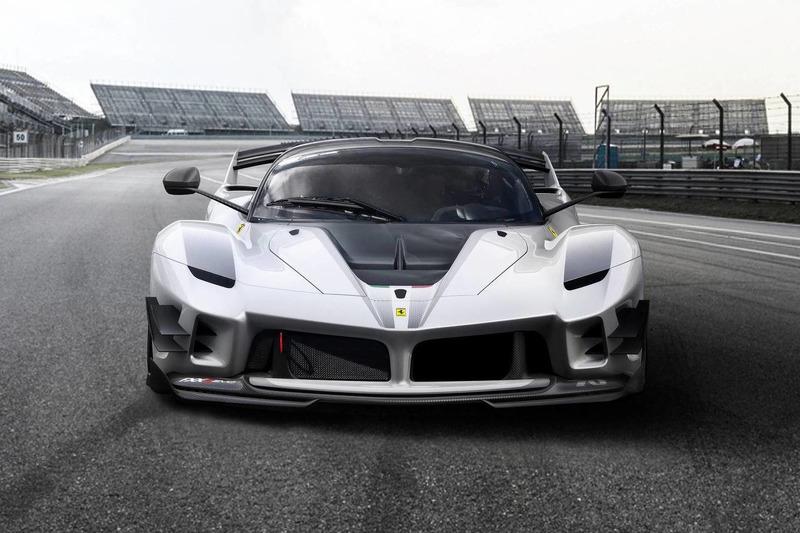 Autó Spában járt a vadonatúj Ferrari FXX K EVO