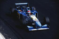 Johnny Herbert, Benetton B195