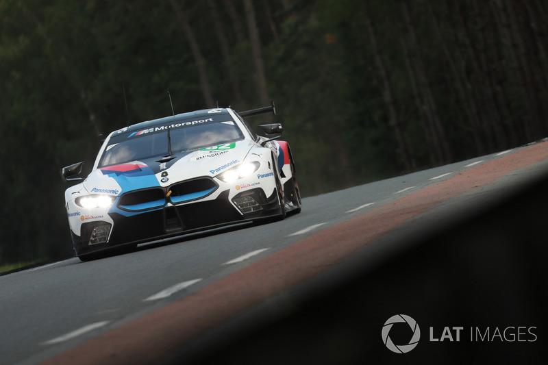 42. #82 BMW Team MTEK BMW M8 GTE