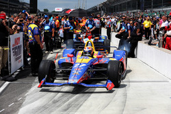 Alexander Rossi, Andretti Autosport, Honda