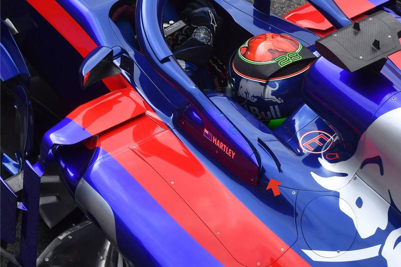 La Toro Rosso STR13