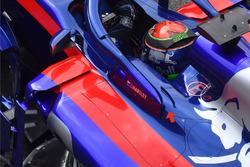 Toro Rosso STR13, detail