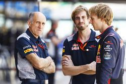 Franz Tost, Team Principal, Scuderia Toro Rosso, Brendon Hartley, Scuderia Toro Rosso