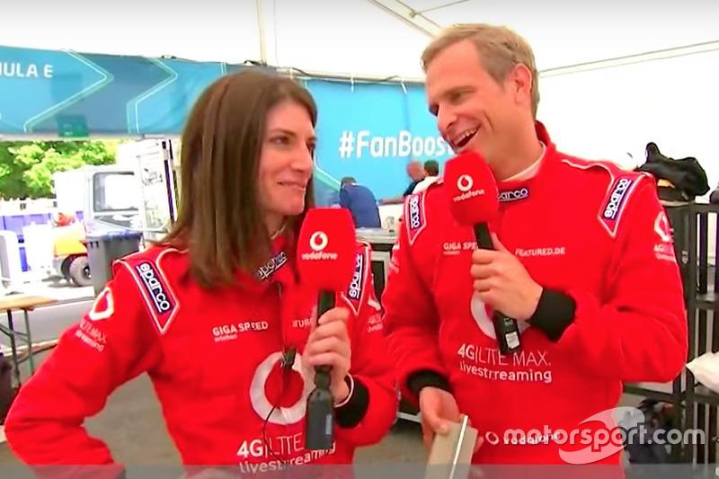 Matthias Malmedie et Cyndie Allemann