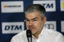 Глава DTM Audi Sport Дитер Гасс