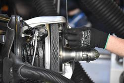 Williams FW40: Bremse