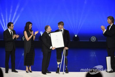 Cerimonia di consegna dei premi FIA