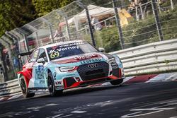 Жан-Карл Верне, Audi Sport Leopard Lukoil Team Audi RS 3 LMS