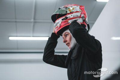 Léna Buhler, Drivex Team announcement