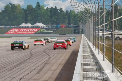 eNASCAR Heat Pro League: New Hampshire