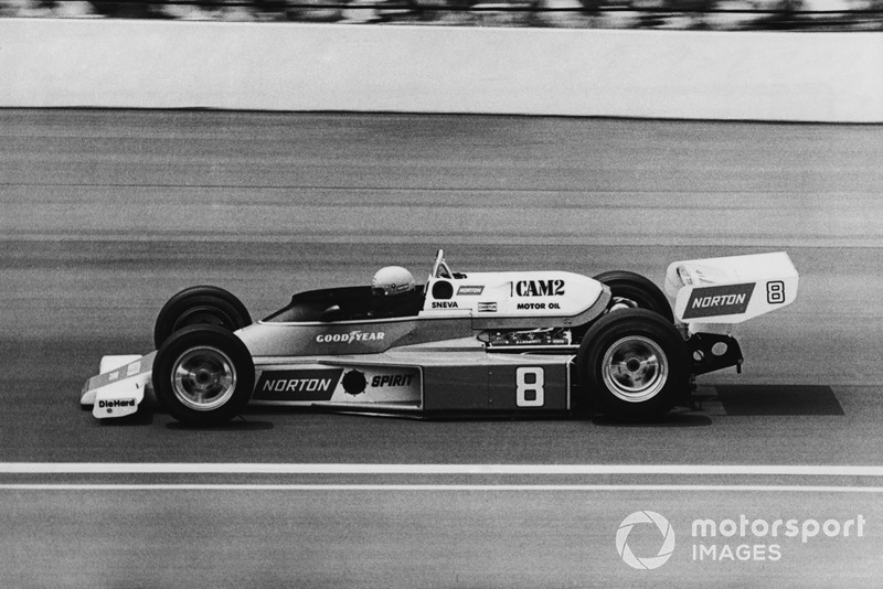 1977 - USAC: Tom Sneva (Penske-Cosworth PC5 / McLaren-Cosworth M24)