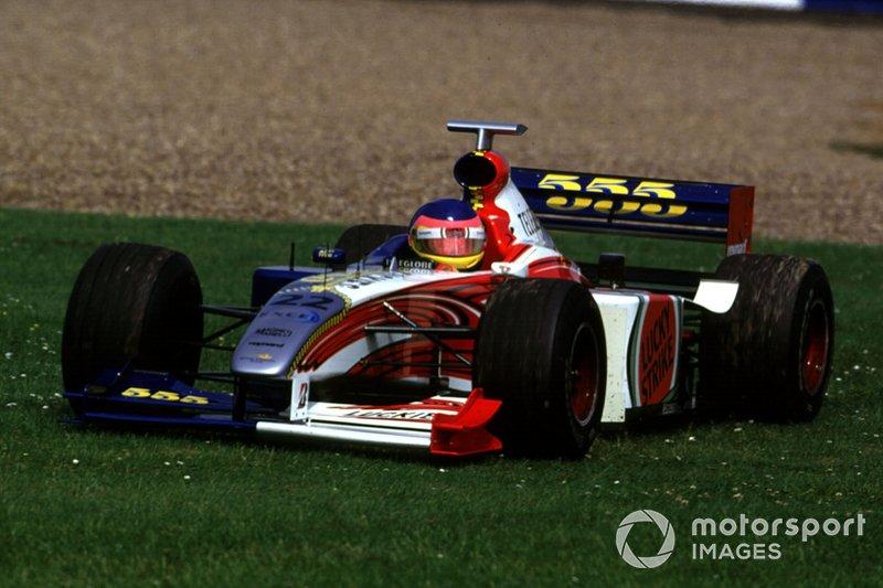 Жак Вільньов, British American Racing