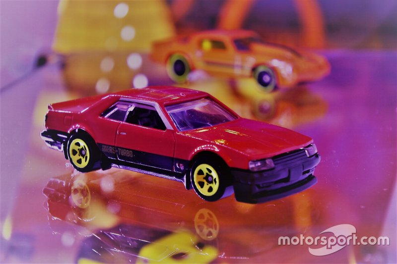 Diecast Nissan Skyline R30 Hot Wheels