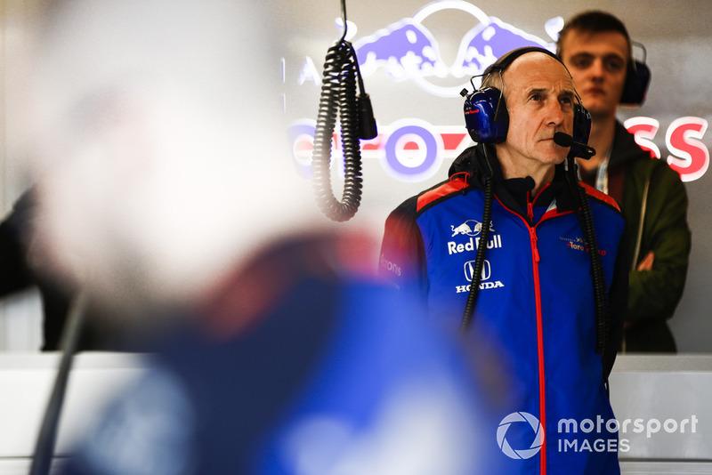 Керівник Scuderia Toro Rosso Франц Тост