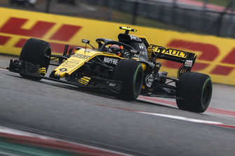 Carlos Sainz Jr, Renault Sport F1 Team R.S. 18