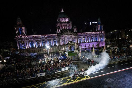 Red Bull Racing Show Run: Belfast