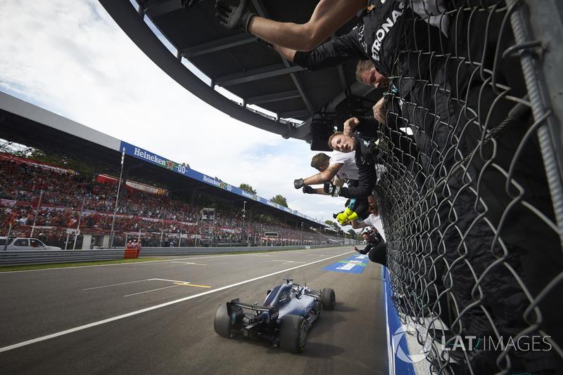 GP d'Italie - Victoire