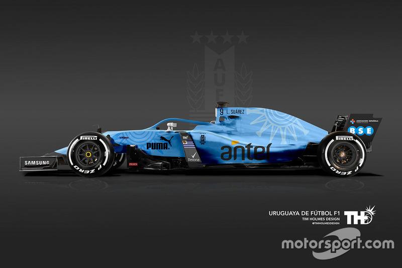 F1 Team Uruguay