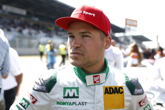 #29 Montaplast by Land-Motorsport Audi R8 LMS: Christopher Mies
