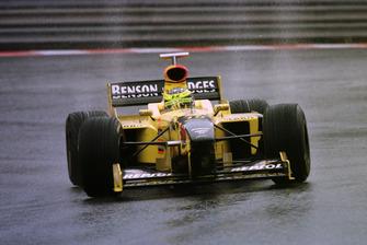 Ральф Шумахер, Jordan 198