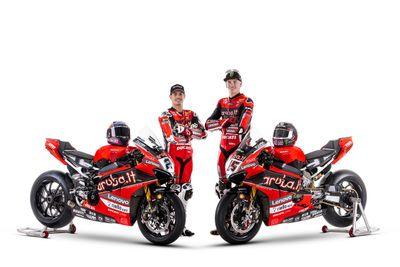 Ducati Team launch