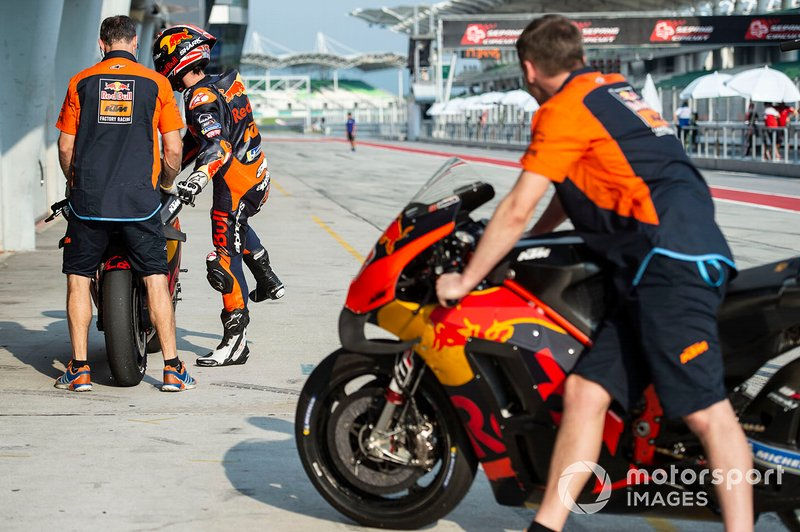 Johann Zarco, Red Bull KTM Factory Racing