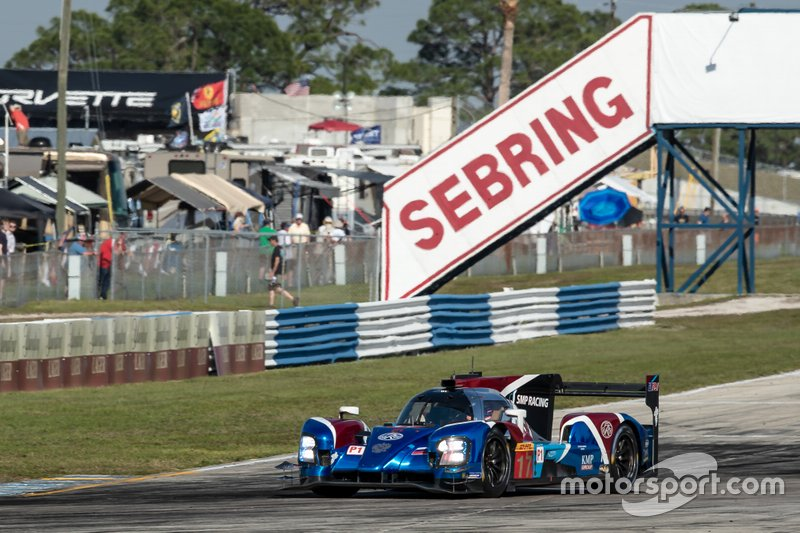 #17 SMP Racing BR Engineering BR1: Stephane Sarrazin, Egor Orudzhev, Sergey Sirotkin