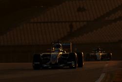 Marcus Ericsson, Sauber F1 Team