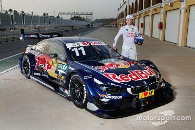 Designpräsentation: Marco Wittmann, BMW Team RMG