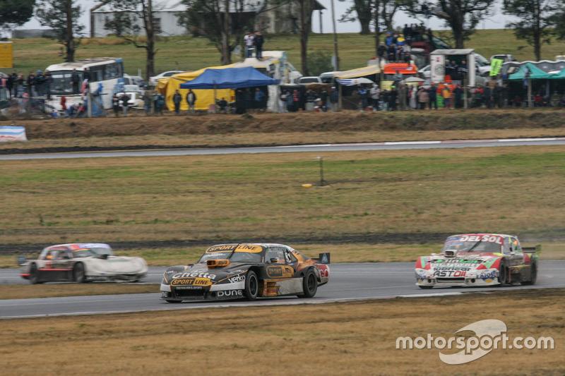 Leonel Pernia, Las Toscas Racing Chevrolet, Juan Pablo Gianini, JPG Racing Ford, Leonel Sotro, di Meglio Motorsport Ford