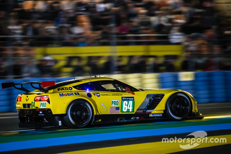 Le Mans Maintains Car Entry List For
