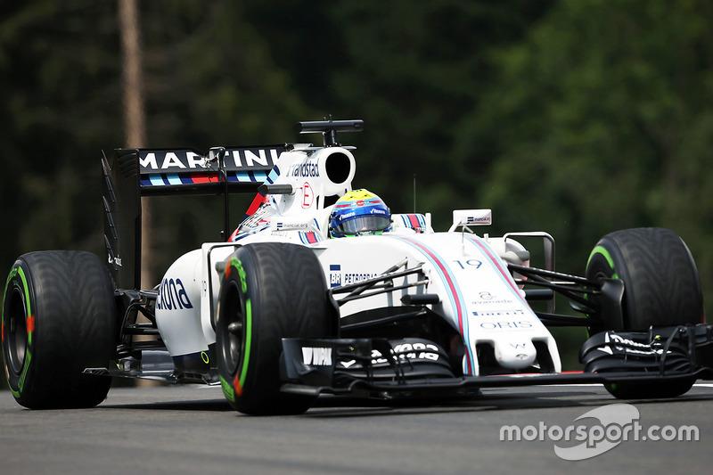 Williams: Eine Alternative für Jenson Button?