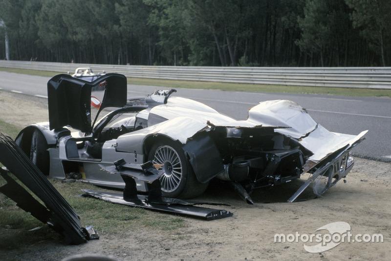 1999: 2 Überschläge in Le Mans