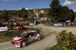 Крис Мик и Пол Нейгл, Citroën DS3 WRC, Abu Dhabi Total World Rally Team