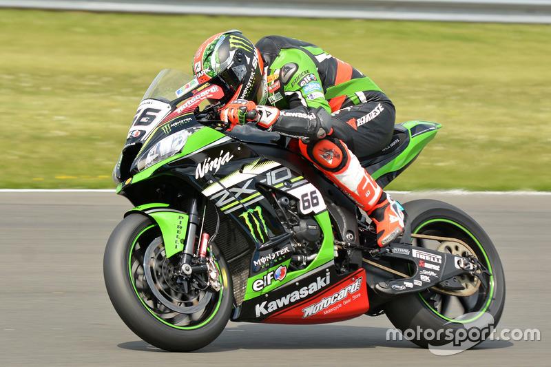 TomSykes, Kawasaki Racing Team