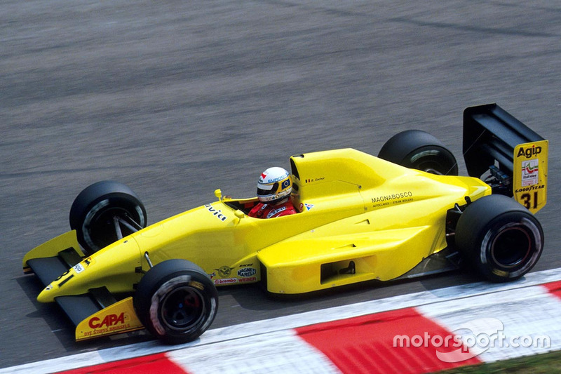 Bertrand Gachot, Coloni Ford
