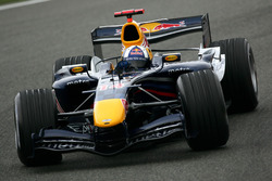 David Coulthard, Red Bull Racing RB2