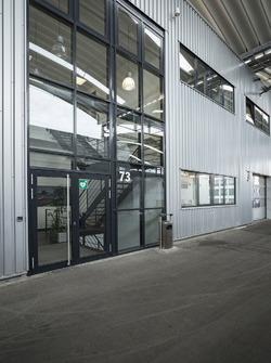 Edificio de Porsche Motorsport