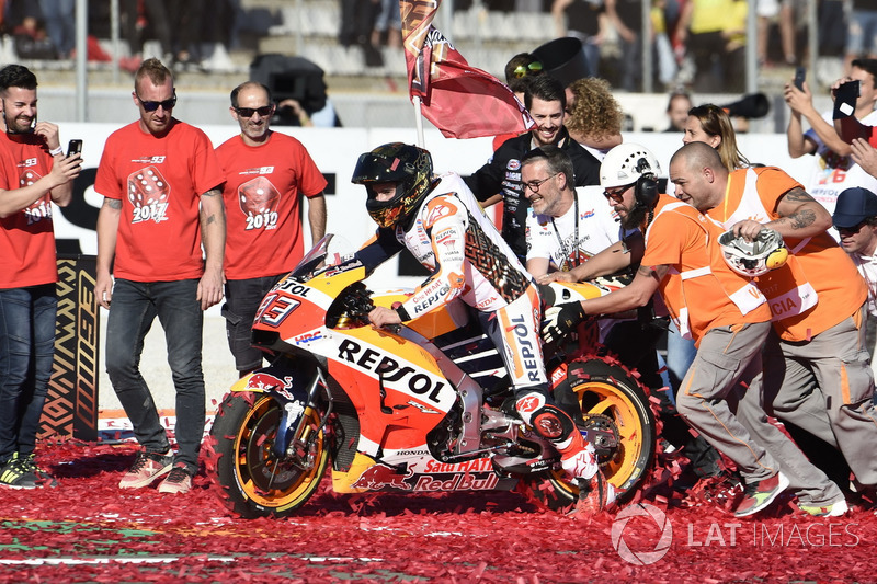 2017 - Marc Marquez, Repsol Honda Team