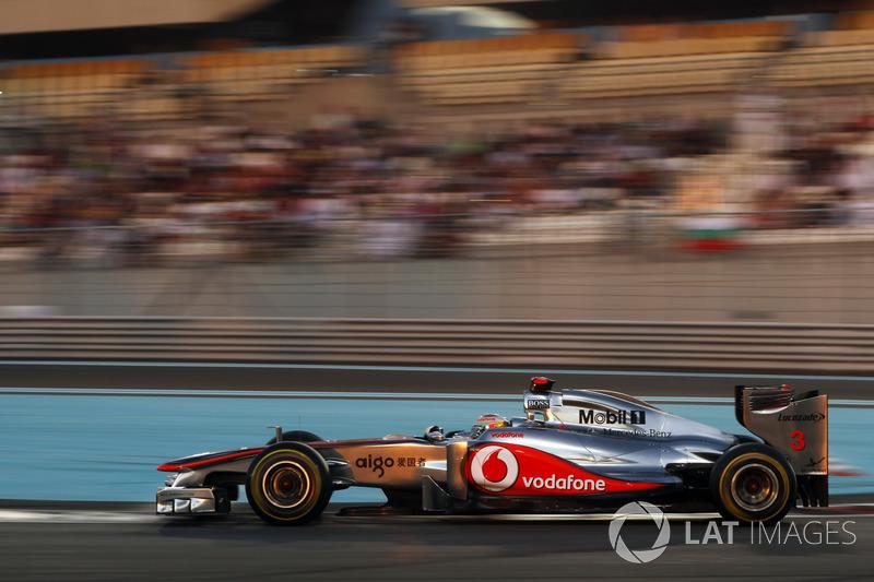 2011: McLaren-Mercedes MP4-26
