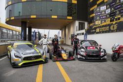 Hafta sonu kazananlar: Edoardo Mortara, Mercedes-AMG Team Driving Academy, Mercedes - AMG GT3, Dan T