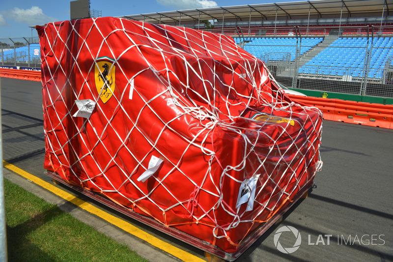 Вантаж Ferrari