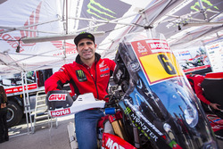 #6 Monster Energy Honda Team: Paulo Goncalves
