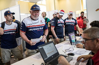 Administrative checks ahead of Dakar 2018