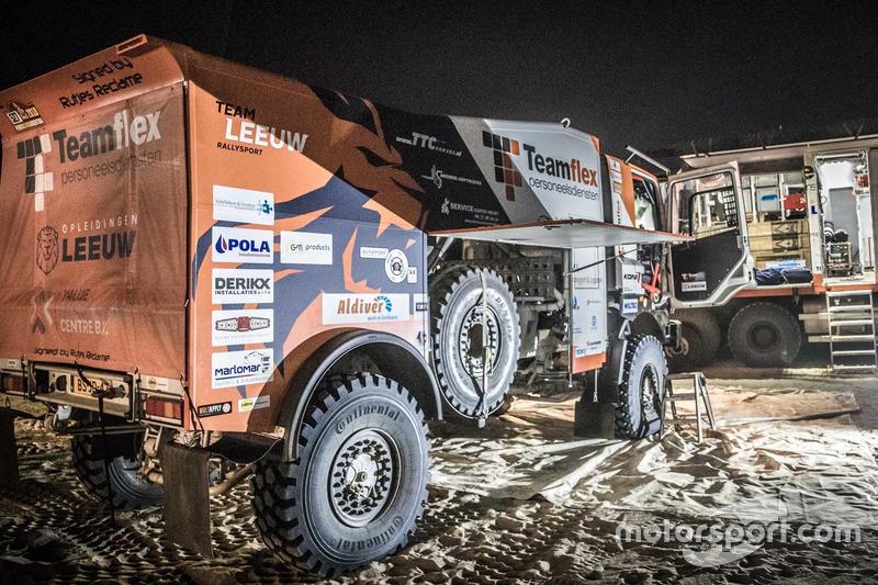 Marc Leeuw, Team Leeuw Rallysport