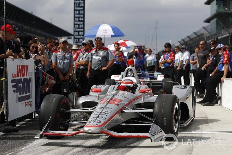 3: Will Power, Team Penske Chevrolet, 228.607