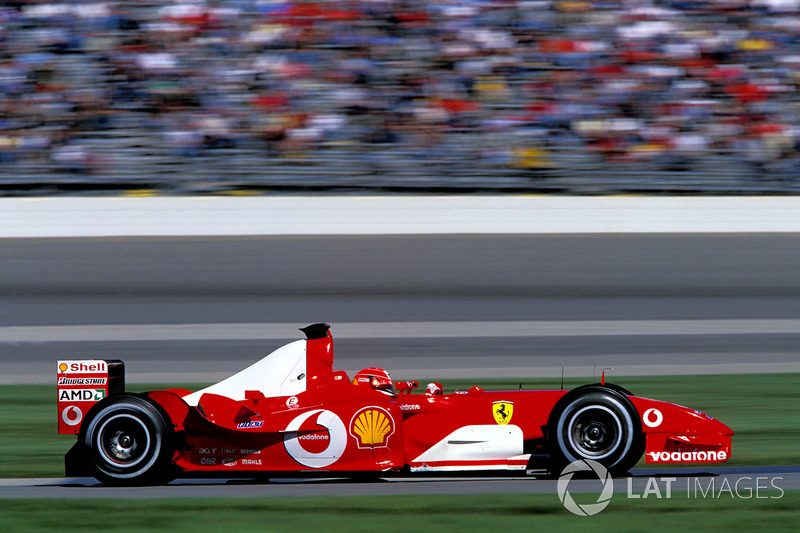 #70 GP des États-Unis 2003